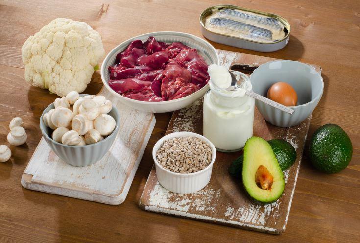 Alimentos para el nimo mejor con vitamina b - Alimentos vitaminas b ...