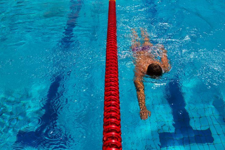 Natación deporte saludable