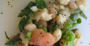 receta ensalada de judías blancas