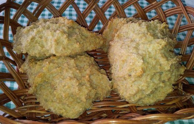 bollos, pan de proteínas con huevo sin harina