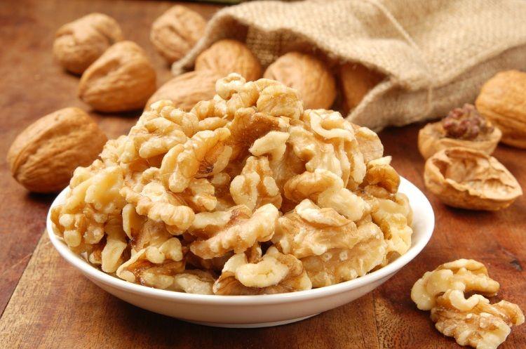 alimentos que sacian como nueces