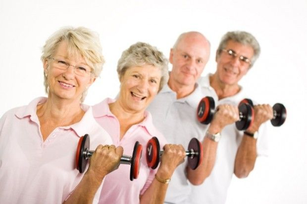 Ejercicio para fortalecer los huesos