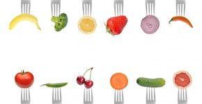 Frutas y verduras de temporada mes a mes