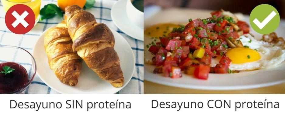 Desayuno con prote na el mejor para perder peso for Desayunos sin cocinar