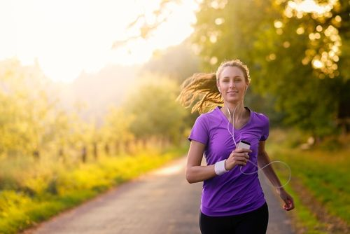 correr para perder barriga y lucir un vientre plano