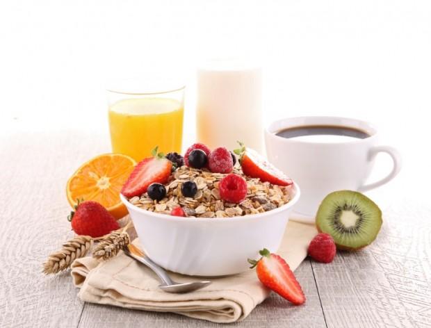 Consumo de café en el desayuno