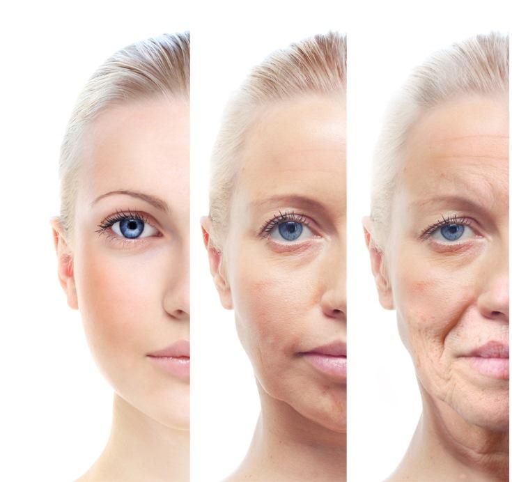 Edad cronológica y edad biológica no son lo mismo