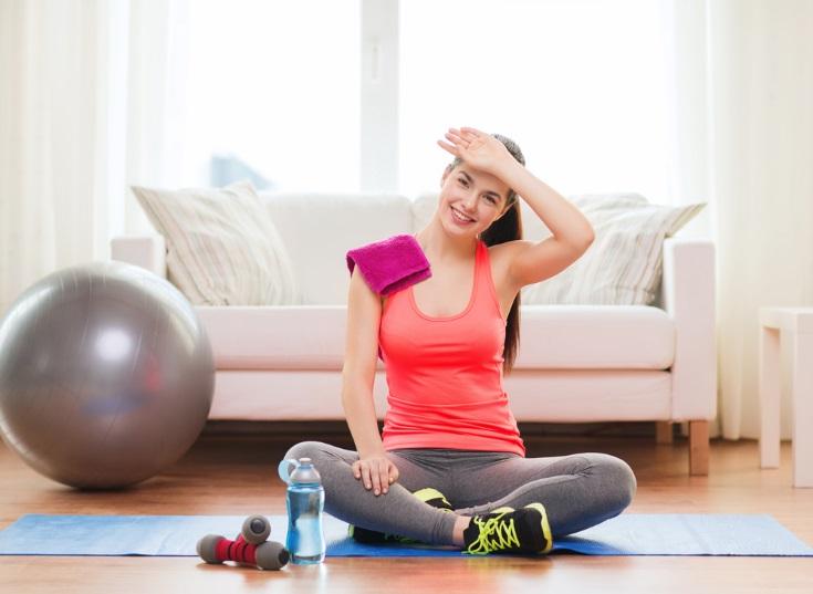 Modela tu figura con estos ejercicios de gimnasia