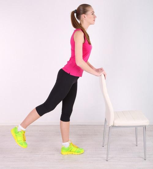 ejercicios de gimnasia: embellece el trasero