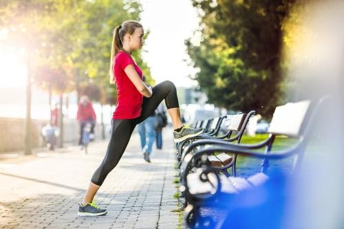 ejercicios de gimnasia para estilizar piernas