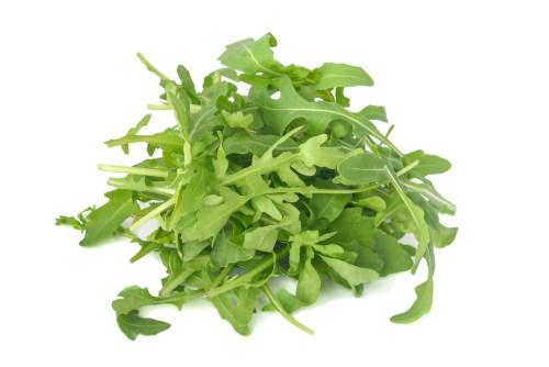 Las mejores hortalizas verdes para ensaladas - rúcula