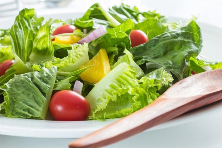 Las 5 mejores hortalizas verdes para ensaladas for Las mejores ensaladas