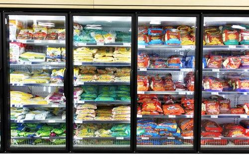 Alimentos procesados Alimentos congelados