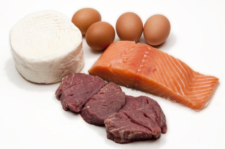 Prote nas animales carne pescado huevos y l cteos - Alimentos ricos en proteinas pdf ...