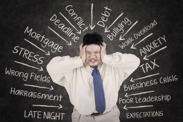 Personas obesas, ansiedad y estrés