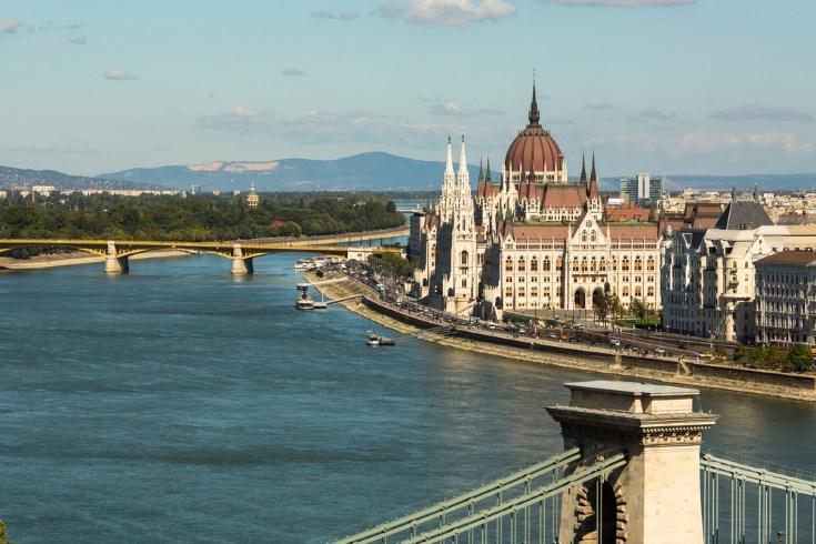 Destinos saludables para viajar Budapest