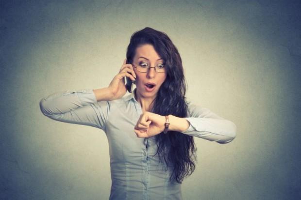 identificar el estrés por falta de tiempo