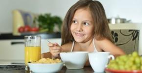 vitaminas en la dieta infantil