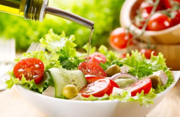 alimentos que aportan energía ensaladas