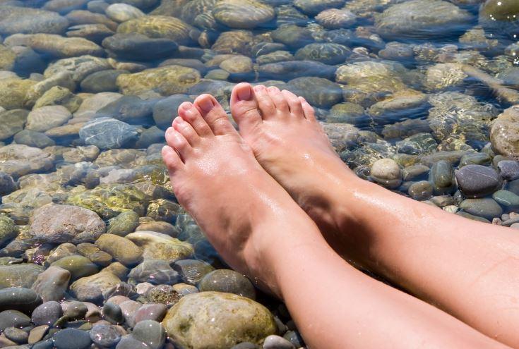 Principales problemas de los pies