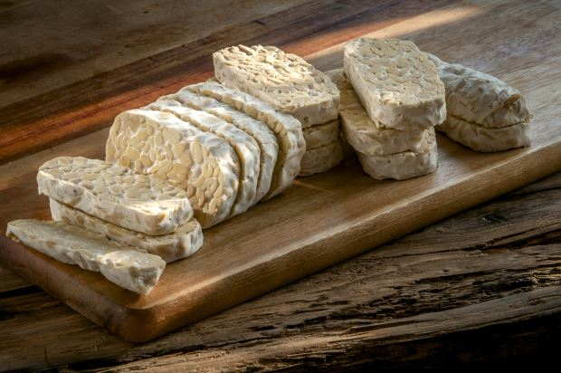 Tempeh Alternativa saludable al tofu