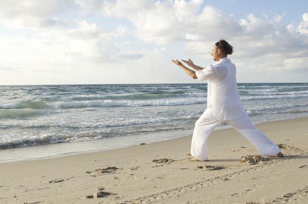 Taichí: cuerpo y mente en equilibrio y armonía