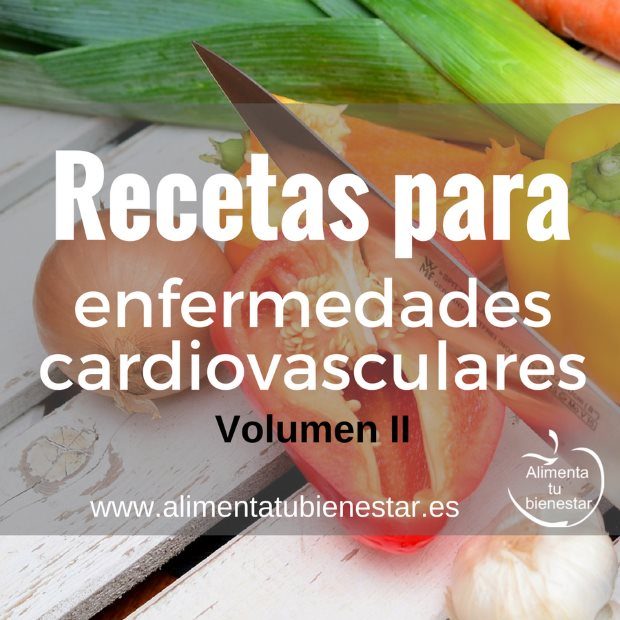 Recetas para enfermedades cardiovasculares (volumen II)