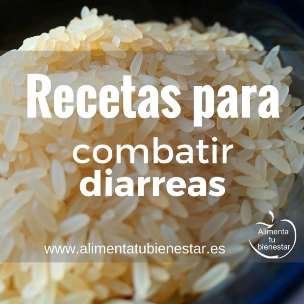 Recetas para combatir diarreas